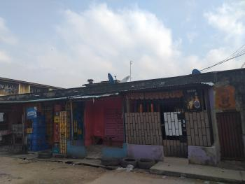 Strategically Located Corner Piece Commercial Land, Along Ago Palace Way By Century Bus Stop, Ago Palace, Isolo, Lagos, Commercial Land for Sale
