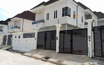 Exquisitely Finished 4 Bedroom Detached Duplex, Chevron Alternative Drive, Igbo Efon, Lekki, Lagos, Detached Duplex for Sale