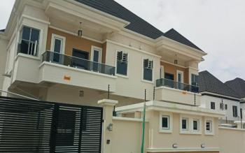 Luxury Finished 4 Bedroom Semi Detached Duplex with Bq, Chevron Alternative Drive, Igbo Efon, Lekki, Lagos, Semi-detached Duplex for Sale