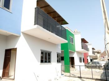 Brand New Classic 4 Bedroom Terraced Duplex, Ologolo, Lekki, Lagos, Terraced Duplex for Rent