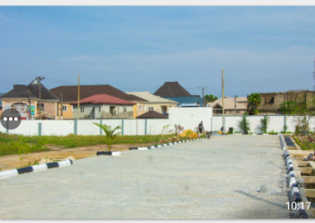 Buy and Build Land Inside an Estate, Cooperative Estate, Badore, Ajah, Lagos, Land for Sale