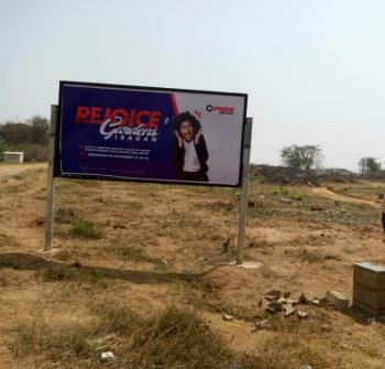 Land, Rejoice Gardens,babatope Obatedo Village Off Ibadan/ilorin Expressway, Akinyele, Oyo, Mixed-use Land for Sale