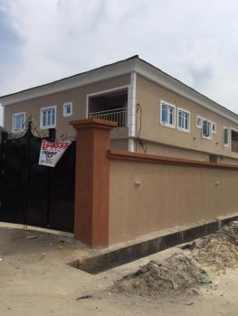 3 Bedroom Flat Brand New En-suite Very Spacious Good Road, First Unity Estate, Badore, Ajah, Lagos, Flat for Rent