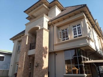 Luxury 7 Bedroom Fully Detached House with a Standard Swimming Pool, Asokoro District, Abuja, Detached Duplex for Sale