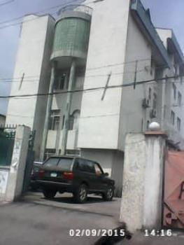 a Luxury House, Anifowoshe, Ikeja, Lagos, Detached Duplex for Sale