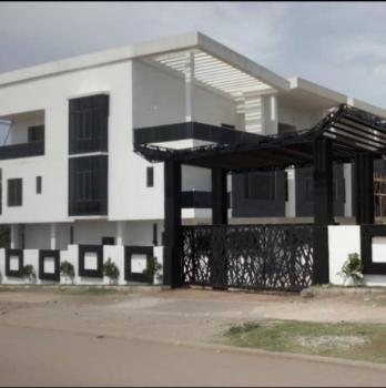 Luxury 5 Bedroom Duplex, Guzape, Guzape District, Abuja, Detached Duplex for Rent