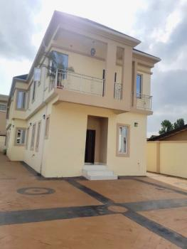 Newly Built Luxury 5 Bedrooms Detached Duplex with Bq, Omole Phase 2, Ikeja, Lagos, Detached Duplex for Rent