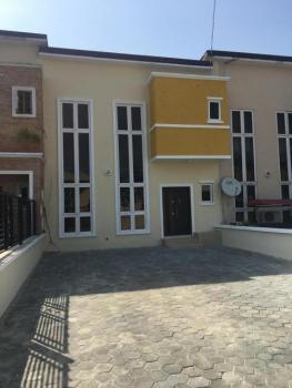 4 Bedroom Terraced with Bq, Orchid, Lafiaji, Lekki, Lagos, Terraced Duplex for Sale