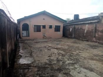 Building Consists of Two Units of Two Bedroom Apartments, Igando, Akesan, Alimosho, Lagos, Block of Flats for Sale