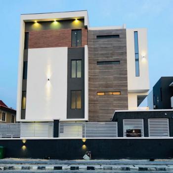 Luxury 3 Bedroom Terrace with 1 Room Service Quarter, Banana Island, Ikoyi, Lagos, Terraced Duplex for Sale