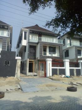 6 Bedroom Fully Detached House with 2 Bq, Lekki Phase 1, Lekki, Lagos, Detached Duplex for Sale