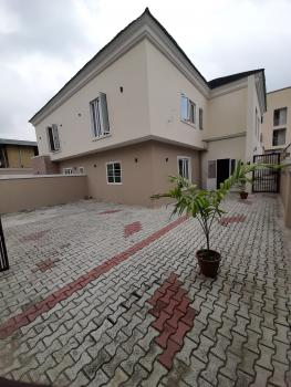 Luxury 4 Bedroom Semi Detached Duplex with a Room Bq, Adeniyi Jones, Ikeja, Lagos, Semi-detached Duplex for Sale