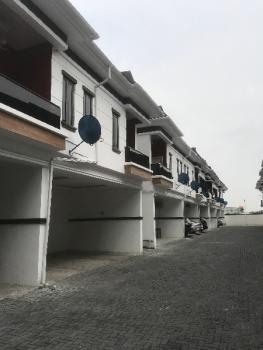 Brand New and Serviced 4 Bedroom Terraced Duplex, 2nd Tollgate, Lafiaji, Lekki, Lagos, Terraced Duplex for Rent