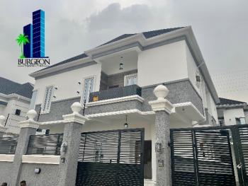 5 Bedrooms with 1 Room Bq Fully Detached Duplex, Chevron, Chevy View Estate, Lekki, Lagos, Detached Duplex for Sale