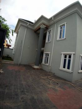 Newly Built 4 Bedroom Duplex, Pop Ceilings, Kitchen Cabinet  and More, Egbeda, Alimosho, Lagos, Detached Duplex for Sale