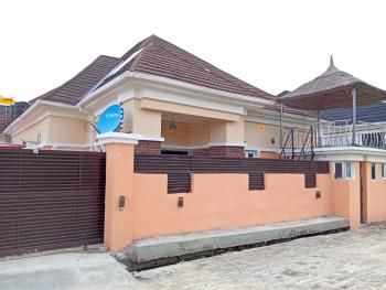 Luxury 3 Bedroom Bungalow and Bq with Solar Inverter, Devine Home, Thomas Estate, Ajah, Lagos, Detached Bungalow for Rent