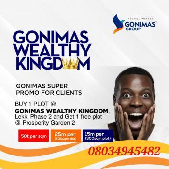C of O Land, Ogombo Road, Lekki Phase 2, Lekki, Lagos, Residential Land for Sale