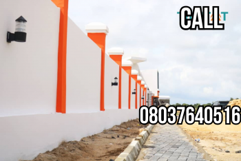 Lekki Pearl Garden, Behind Amity Estate and 1 Minute Drive From Lekki Epe Expressway, Abijo, Lekki, Lagos, Residential Land for Sale