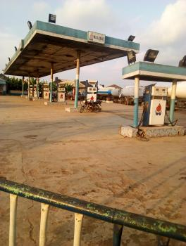 Functional Petrol Station with 10 Pumps and a Supermarket in a Strategic Location, Isheri Lasu Road Powerline Bus Stop, Isheri Olofin, Alimosho, Lagos, Filling Station for Rent