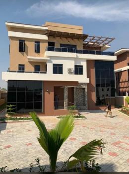 Top-notch Five-bedroom Detached Duplex Guzape, Guzape District, Abuja, Detached Duplex for Sale