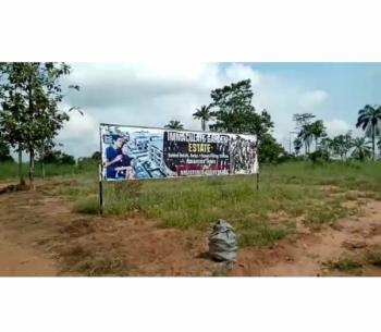 Estate Land, Ifite Back of Unizik Permanent Site, Awka, Anambra, Residential Land for Sale