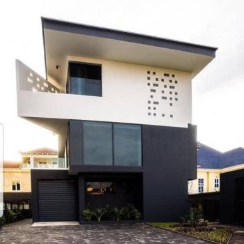 Lovely 4 Bedroom Detached Duplex with 2 Rooms Bq, Banana Island, Ikoyi, Lagos, Detached Duplex for Sale