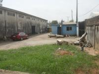 One Bay Warehouse On 4,250 Square Metre Of Land Plus Pockets Of Buildings., Oregun, Ikeja, Lagos, Commercial Property For Sale