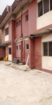 Decent 3 Bedroom Up Flat, Asa Community, Soluyi, Gbagada, Lagos, Flat for Rent