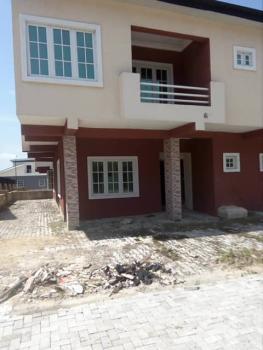 Carcass 3 Bedroom Terraced Duplex, Lekki Gardens Estate, Ajah, Lagos, Terraced Duplex for Sale