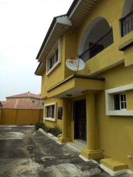 Newly Renovated 4 Bedroom Duplex, on a Tarred Rd Close to The Expressway, Igbo Efon, Lekki, Lagos, Semi-detached Duplex for Rent