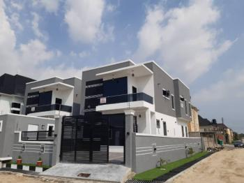 Luxuriously Finished 4-bedroom Stand Alone Duplex, Lekki County By Chevron Toll Gate, Lekki, Lagos, Detached Duplex for Sale