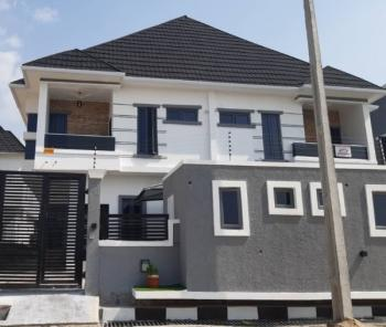 Luxuriously Finished 4 Bedroom Semi- Detached Duplex with Bq, Lekki County , Chevron Toll Gate Lekki, Lekki Expressway, Lekki, Lagos, Semi-detached Duplex for Sale
