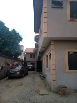 Decent 3 Bedroom Ground Flat, Soluyi, Gbagada, Lagos, Flat for Rent
