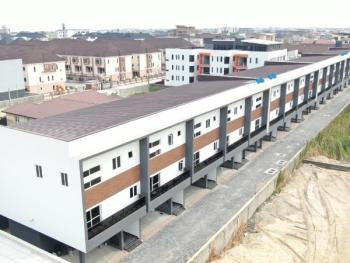 4 Bedroom Terrace Duplex with Bq, Ikota Villa Estate, Lekki, Lagos, Terraced Duplex for Sale