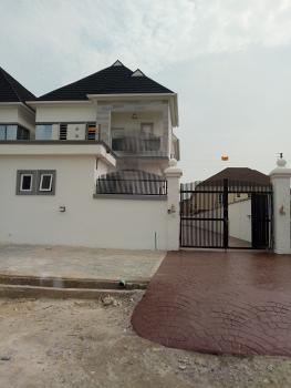 Brown New Luxury 4 Bedroom Fully Detached Duplex, Agungi, Lekki, Lagos, Detached Duplex for Rent