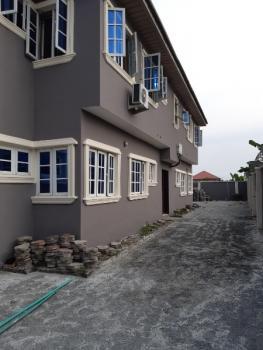 New 3 Bedroom Flat, New Road, Ajah, Lagos, Flat for Rent