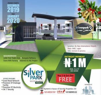 Affordable Estate Land, Near Ibeju Lekki International Airport, Ibeju Lekki, Lagos, Residential Land for Sale