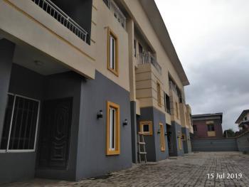 2 Units of 4 Bedrooms Spacious Terrace Duplexes + Bq Each, Off Salvation Road, Opebi, Ikeja, Lagos, Terraced Duplex for Sale