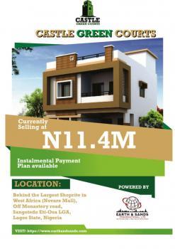 Estate Land for Sale Sangotedo  Ajah Lagos, Behind Shoprite, Sangotedo, Ajah, Lagos, Residential Land for Sale