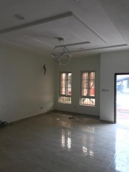 Newly Built 4 Bedroom Detached House with 1room in a Serviced Estate, Chevron, Lekki, Lagos, Detached Duplex for Rent