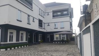 Service Brand New 3 Bedroom Terrace with Bq, Via Oniru Alternative Route, Lekki Phase 1, Lekki, Lagos, Terraced Duplex for Rent