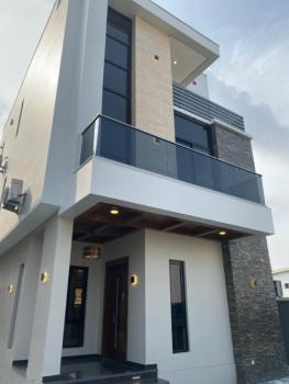 Smart 5 Bedroom All Ensuite Mansion Wit Bq, Off Admiralty, Lekki Phase 1, Lekki, Lagos, Detached Duplex for Rent