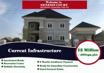 Well Developed Area Buy and Build Land, Badore, Ajah, Lagos, Residential Land for Sale