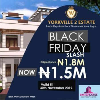 Genuine Land, Imedu, Yorkville Estate 2, Folu Ise, Ibeju Lekki, Lagos, Mixed-use Land for Sale