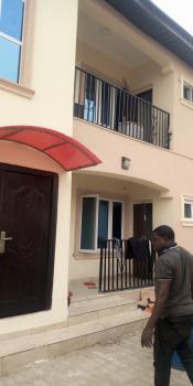 Brand-new 2 Bedroom Flat, Omotayo Street Oke Ira Bridge Beside Good Home Estate.., Ado, Ajah, Lagos, Flat for Rent