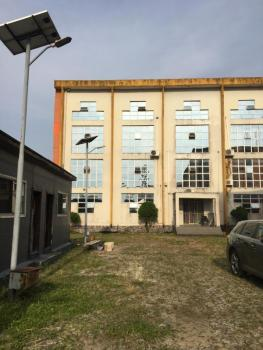 3,480 Sqm with Structures and Setback, By Chevron Area, Lekki, Lagos, Commercial Property for Sale