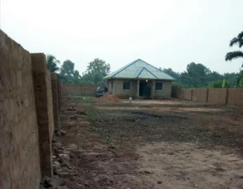 2 Bedroom Bungalow, Oke-odan Near Owode, Ipokia, Ogun, Detached Bungalow for Sale