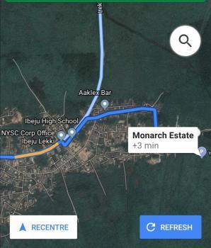 Plots of Land, Oju Agbe, Eleko, Ibeju Lekki, Lagos, Residential Land for Sale