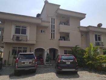 Tasteful 4 Bedroom Terrace Plus 1 Room Bq, Oniru, Victoria Island (vi), Lagos, Terraced Duplex for Rent