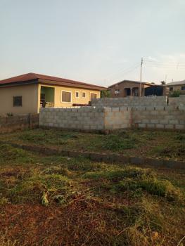 Uncompleted 2 Bedroom Flat & Foundation, Oremeta Area, Ekerin Ologuneru, Eleyele, Ibadan, Oyo, Block of Flats for Sale